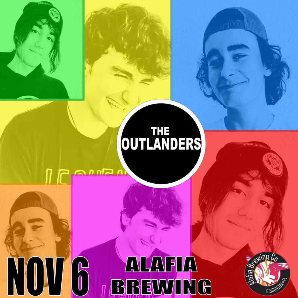 The Outlanders - Alafia Brewing Show - 11-6